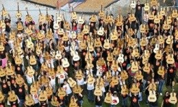 Little Kids Rock is the largest free instrumental music program in the U.S. public schools, having enriched the lives of over 400,000 schoolchildren