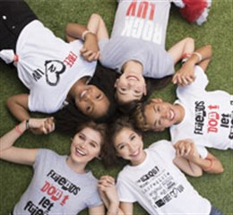 Stand Up To Bullying and Celebrate Individuality with Free2Luv