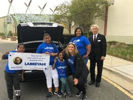 Labreyah E. Wishes for a Local Shopping Spree