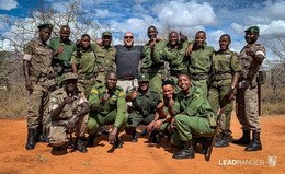 Our LEAD Ranger programs trains rangers who go home and train more rangers.
