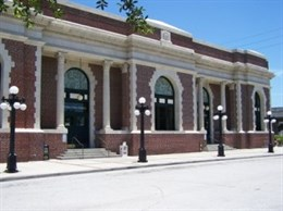 Historic Tampa Union Station