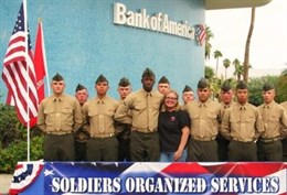 Service-Members and our Founder