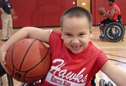 Kinetic Kids Basketball Program