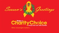 CharityChoice Holiday Card