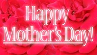 Mothers Day - Red