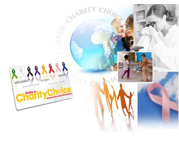 Charity-Choice Gift Cards are 100% tax deductible. Charity gifts are a great tax deduction for personal finance and business gifts. Your donation gift card can be an online e-card, plastic card or customized certificate.